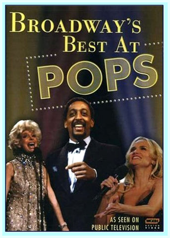 BOSTON POPS - BROADWAY'S BEST - DVD