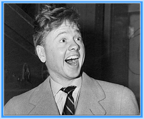 "THE MICKEY ROONEY SHOW - EPISODE 16 - RARE - 1954 - ""DIGITAL PRODUCT"""