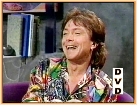 """DAVID CASSIDY"" - BEHIND THE MUSIC - 1998 - ""DVD"""
