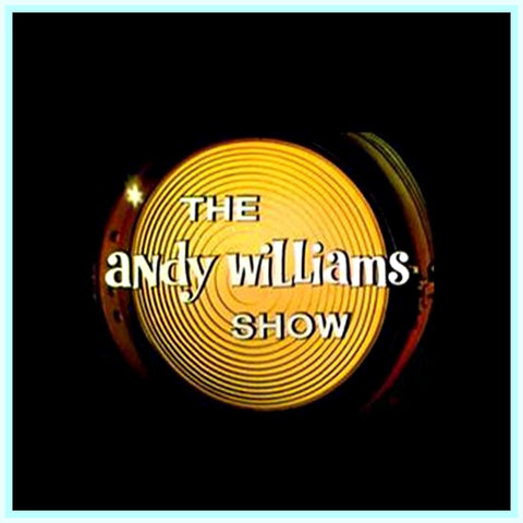 ANDY WILLIAMS SHOW - STEVE LAWRENCE, EYDIE GORME, KINGSTON TRIO - DVD