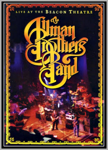 ALLMAN BROTHERS BAND - VIDEO ANTHOLOGY - 1970 - 1 DVD