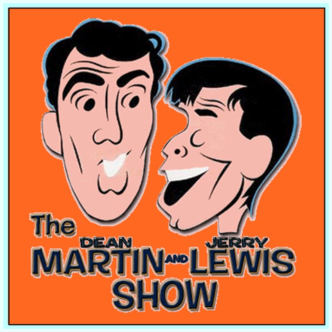 COLGATE COMEDY HOUR - 28 SHOWS - 14 DVDS -  MARTIN & LEWIS