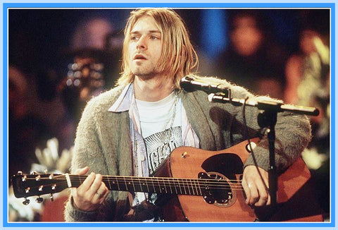 BIOGRAPHY - 1 DVD - KURT COBAIN
