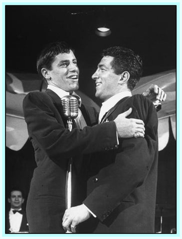 DEAN MARTIN & JERRY LEWIS - AT THE COPACABANA - NEW YORK CITY - 3 FEBRUARY 1954 - RARE DVD