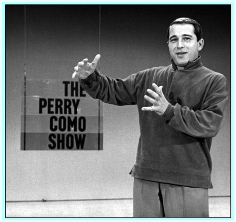 PERRY COMO CHESTERFIELD SHOW - JULIUS LAROSA - GUEST HOSTING - DVD