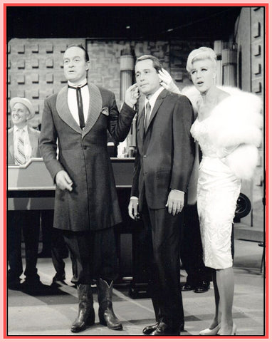 """THE BOB HOPE BUICK SHOW"" - POTOMAC MADNESS - ""GUESTS GINGER ROGERS AND PERRY COMO""  - 1950 - DVD"