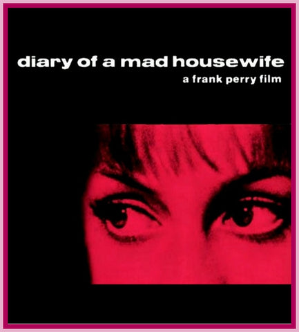 DIARY OF A MAD HOUSEWIFE - 1970 - DVD