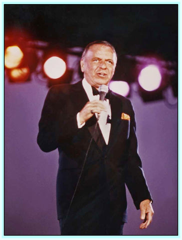 FRANK SINATRA IN ITALY: CONCERTS IN ROME AND MILAN - COMPLETE UNCUT MASTER!