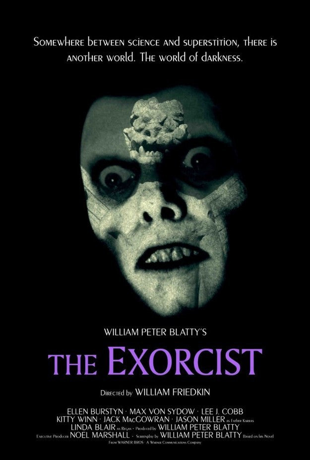 E! True Hollywood Story: THE CURSE OF THE EXORCIST - 1 DVD