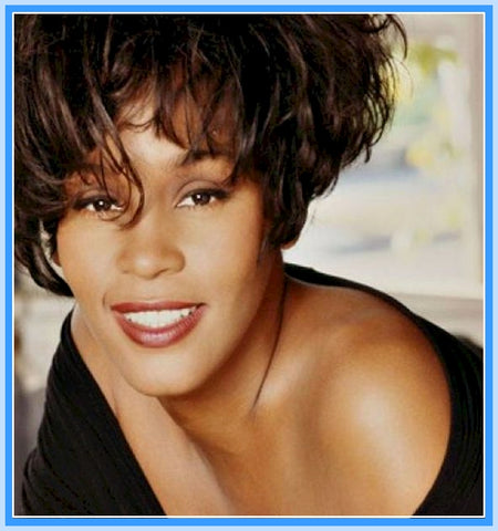 BIOGRAPHY - 1 DVD - WHITNEY HOUSTON