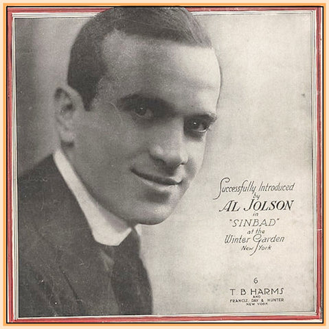 """AL JOLSON: LIFE AND CAREER - 1961"" - DVD"