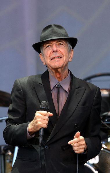 LEONARD COHEN COLLECTION - RARE LIVE SHOWS & VIDEO CLIPS - 11 DVDs