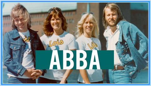 BIOGRAPHY - 1 DVD - ABBA