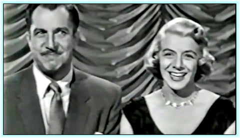 ROSEMARY CLOONEY SHOW WITH VINCENT PRICE - DVD
