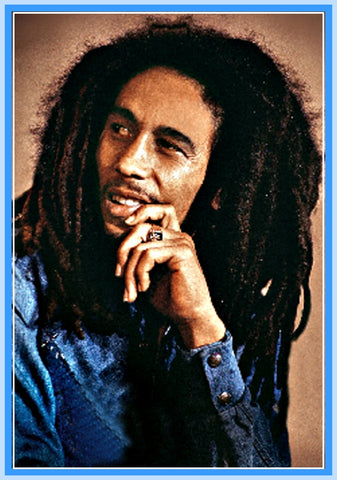 BIOGRAPHY - 1 DVD - BOB MARLEY