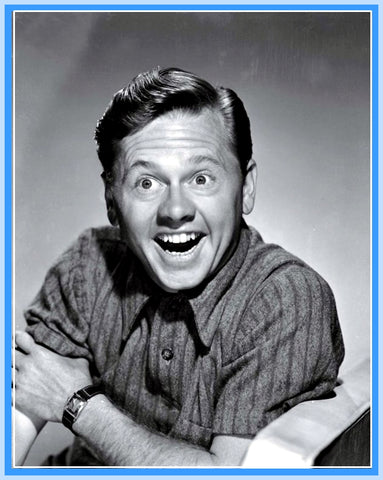 "THE MICKEY ROONEY SHOW - EPISODE 14 - RARE - 1954 - ""DIGITAL PRODUCT"""