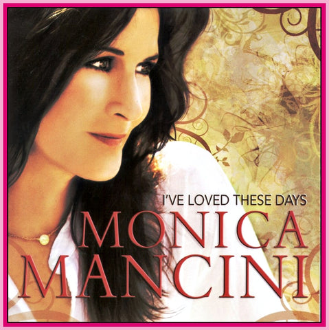 MONICA MANCINI ON RECORD - RARE DVD