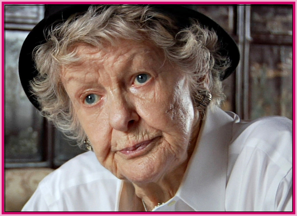 ELAINE STRITCH - THE LAST WORD - 7/17/14