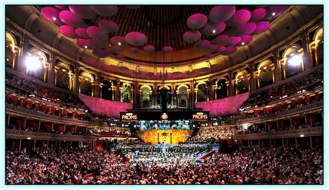 HOORAY FOR HOLLYWOOD - 120 MINUTES - DVD - ROYAL ALBERT HALL