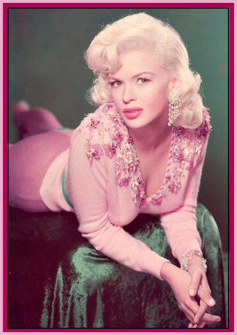 JAYNE MANSFIELD COLLECTION - 6 RARE SHOWS/DVDS