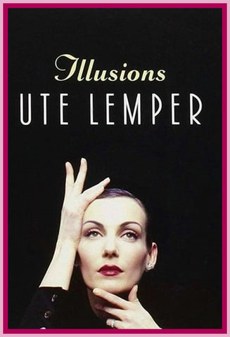 UTE LEMPER - ILLUSIONS -  2 DVDS