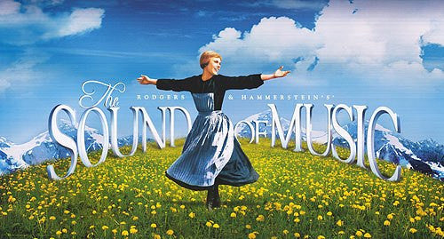 The Hills Are Alive - The sound of Music 12/24/95 - 1 DVD