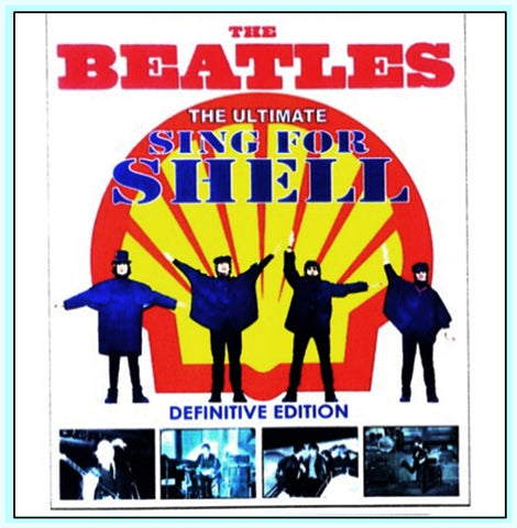 BEATLES - ULTIMATE SING FOR SHELL - AUSSIE - TV Special - DVD