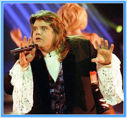 BIOGRAPHY - 1 DVD - MEATLOAF