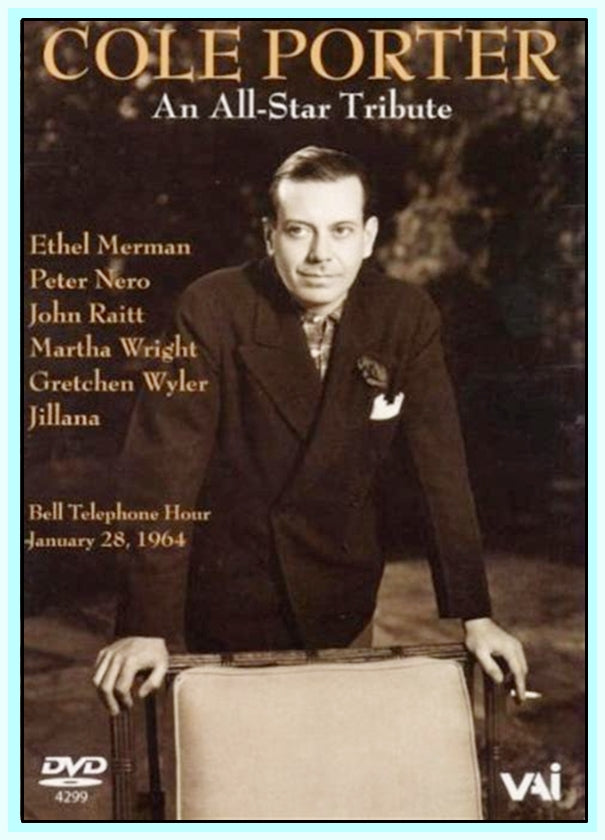 BELL TELEPHONE HOUR: THE MUSIC OF COLE PORTER