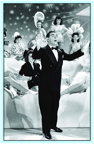EDDIE CANTOR COLLECTION - RARE TV SHOWS - 5 DVDS