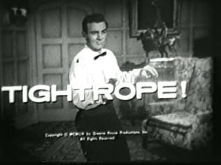 TIGHTROPE - CLASSIC TV SERIES - MIKE CONNORS