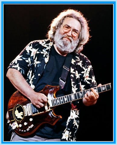 BIOGRAPHY - 1 DVD - JERRY GARCIA
