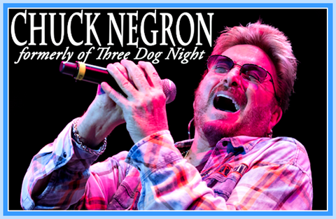 BIOGRAPHY - 1 DVD - CHUCK NEGRON (3 DOG NIGHT)