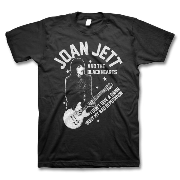 Bad Rep Guitar T-shirt - Joan Jett Official Store