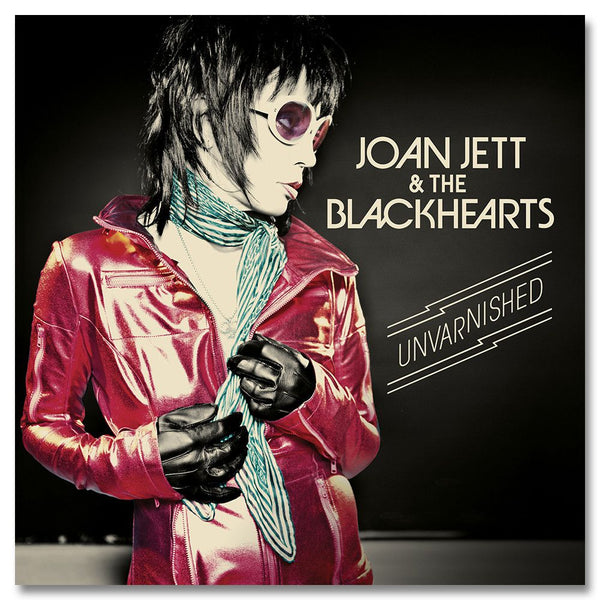 Unvarnished - CD - Joan Jett Official Store
