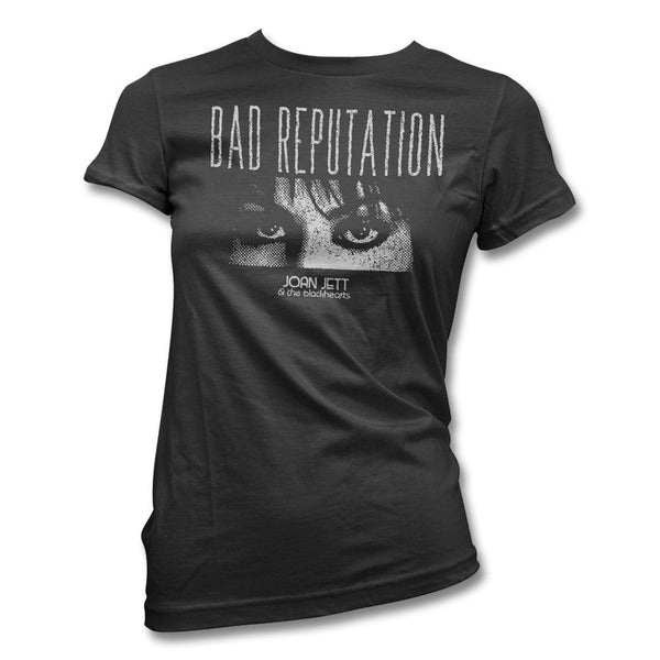 Bad Reputation T-shirt - Women's - Joan Jett Official Store - 1