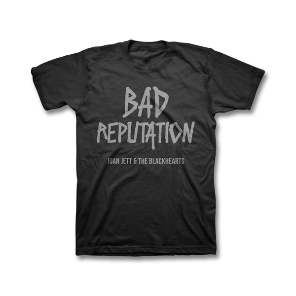 Bad Reputation Youth T-shirt - Black