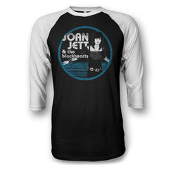 Jett Circle Raglan T-shirt - Joan Jett Official Store - 1