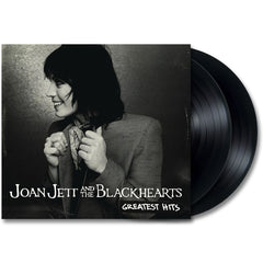 Greatest Hits T-shirt + Double LP + Free Button Pack - Joan Jett Official Store - 3
