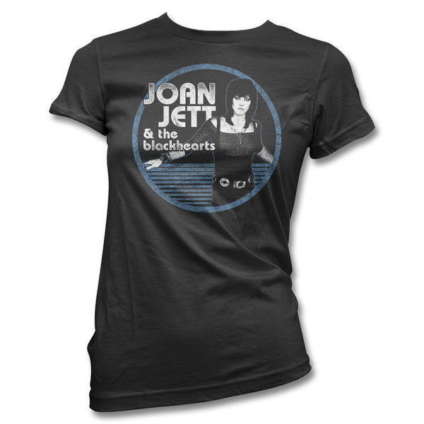 Jett Circle T-shirt - Women's - Joan Jett Official Store - 1
