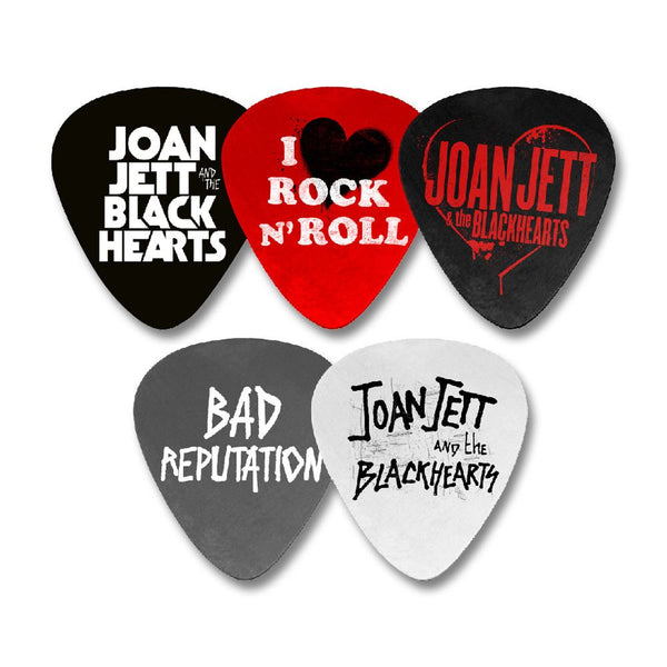Logo Pick Pack - Joan Jett Official Store