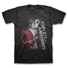 Red Jacket T-shirt - Joan Jett Official Store - 1