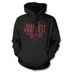 Spray Paint Logo Pullover Hoodie - Joan Jett Official Store - 1