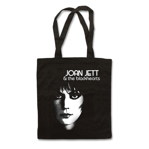 Close Up Tote Bag - Joan Jett Official Store