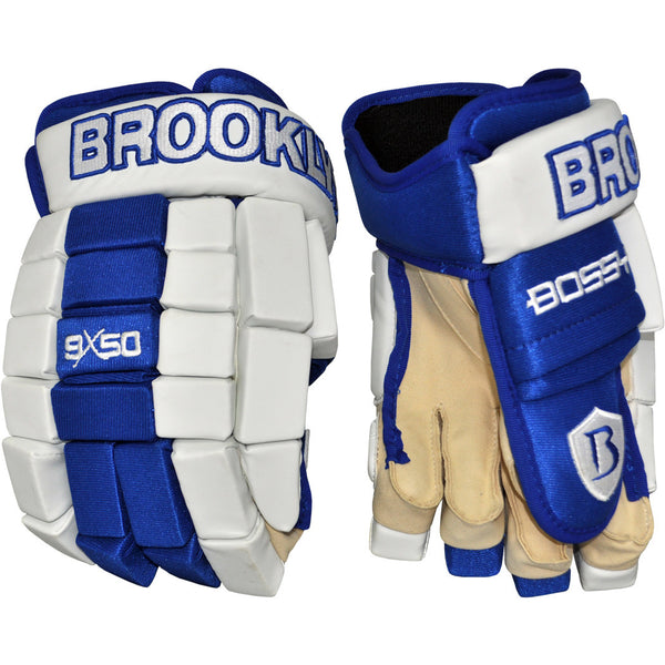Brooklynite Bossy Hockey Gloves