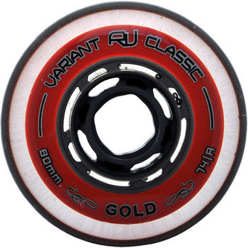 Revision Variant Classic Gold Inline Hockey Wheels
