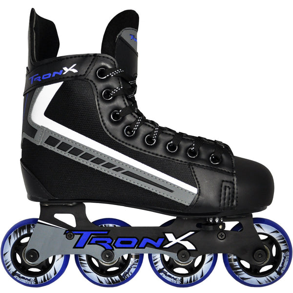 Tron-X Youth/Junior Adjustable Inline Hockey Skates