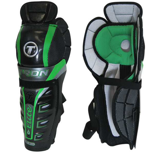 Tron Elite Pro Hockey Shin Guards