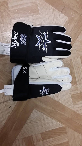 Mylec Youth Street Hockey Players Gloves 593A