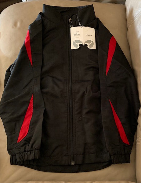 FIRSTAR JACKETS BLACK/RED NEW WITH TAGS SALE!!!!